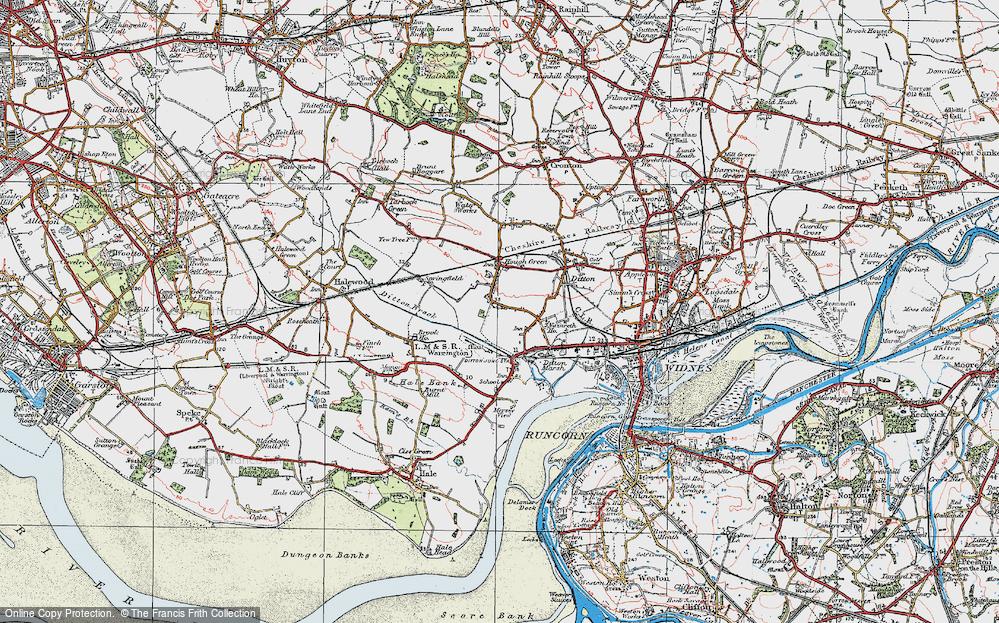 Ditton, 1924
