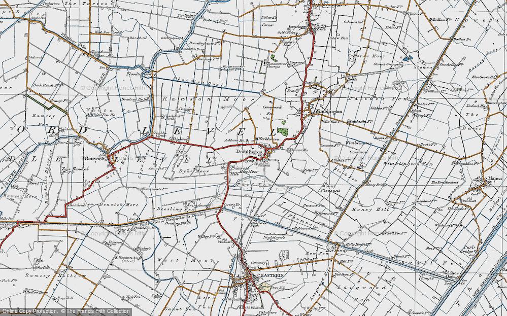 Doddington, 1920