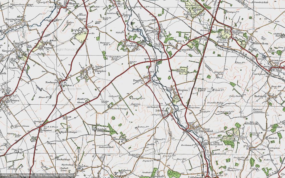 Duxford, 1920