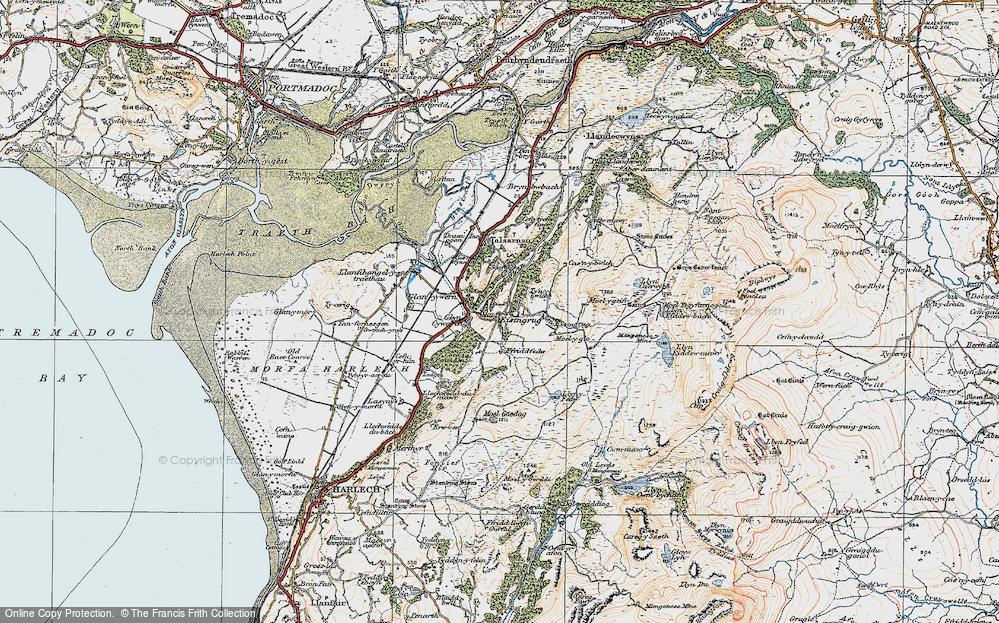 Eisingrug, 1922