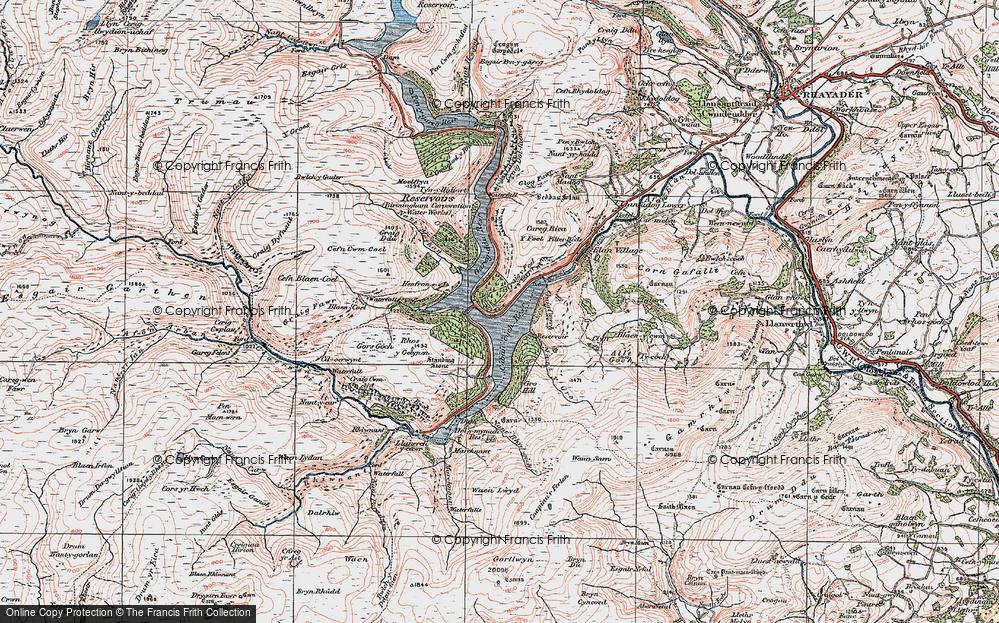 Elan Valley, 1923