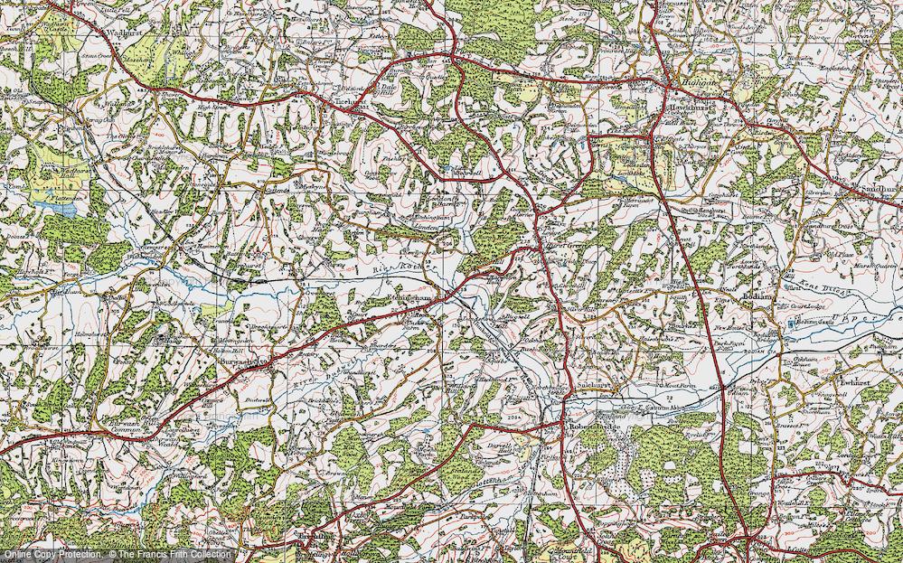 Etchingham, 1921