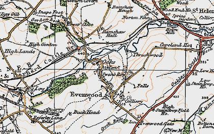 Checker Leazes photos, maps, books, memories - Francis Frith on