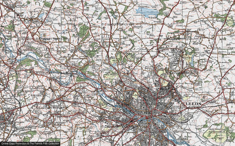 Far Headingley, 1925