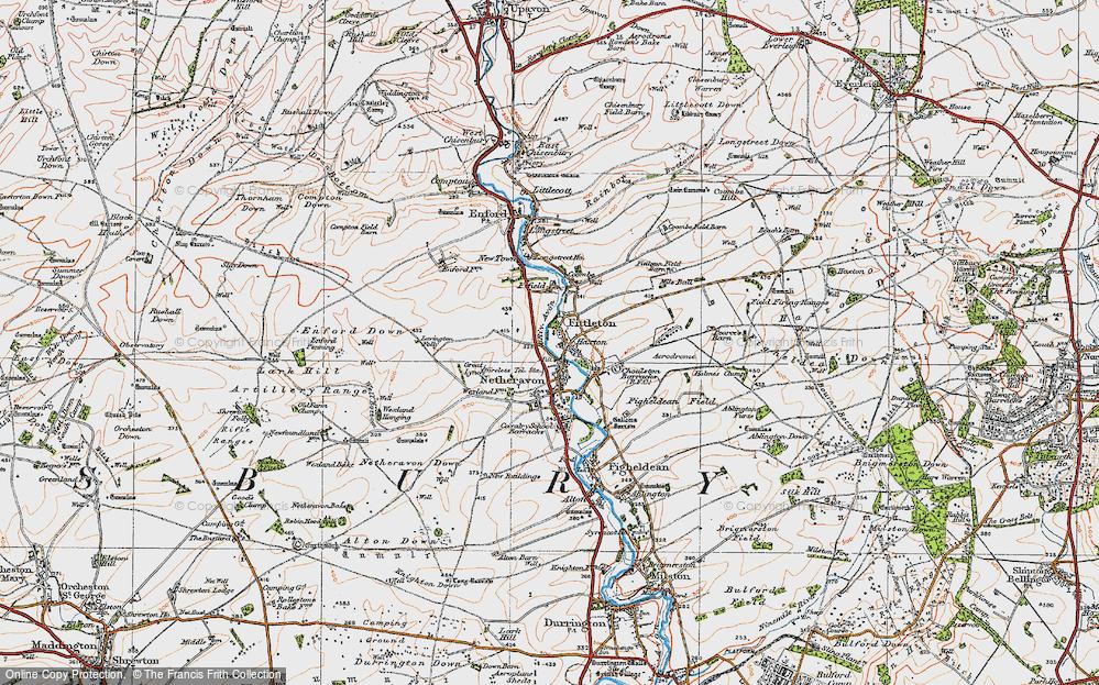 Fittleton, 1919