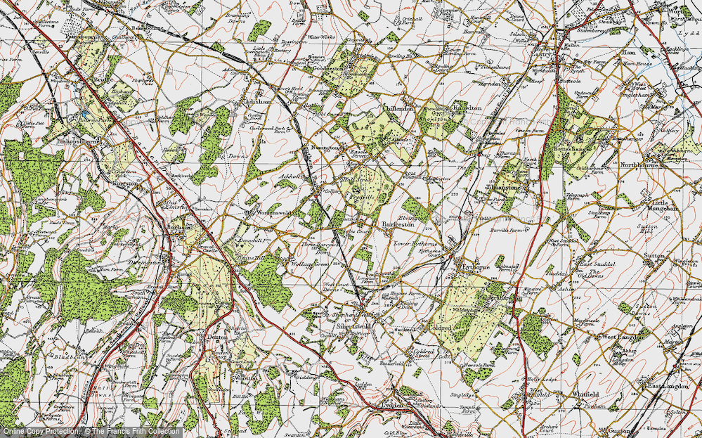 Frogham, 1920