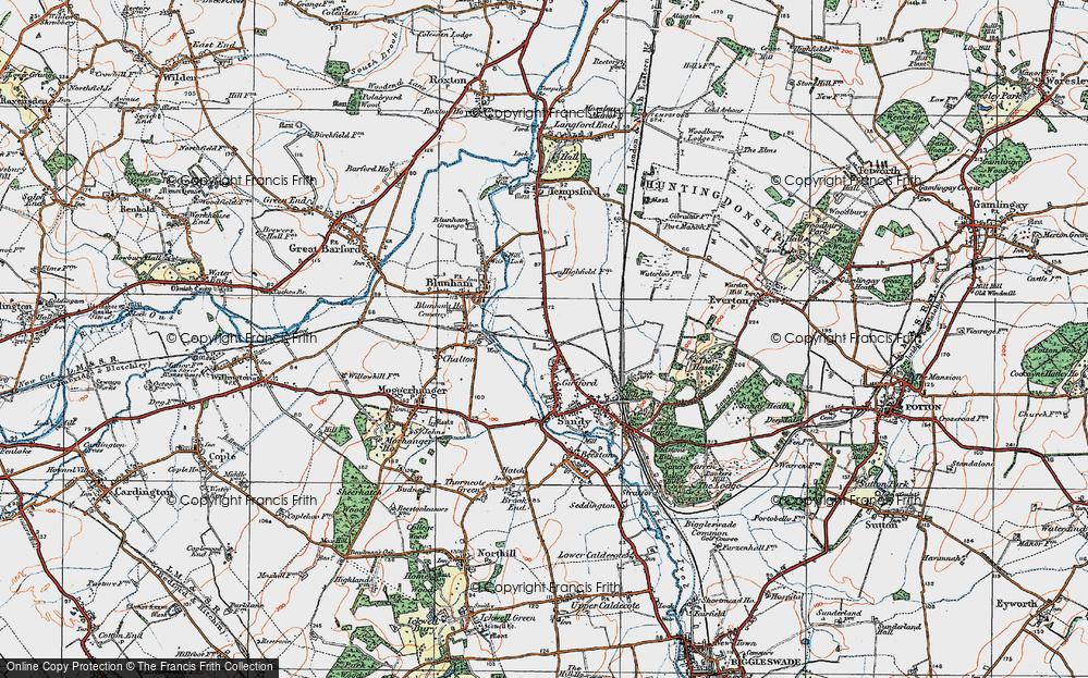 Girtford, 1919