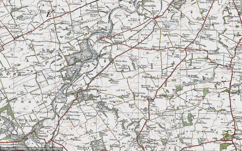 Grindon, 1926