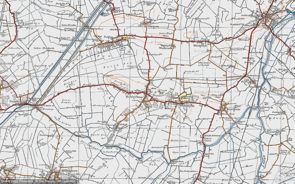Haddenham, 1920