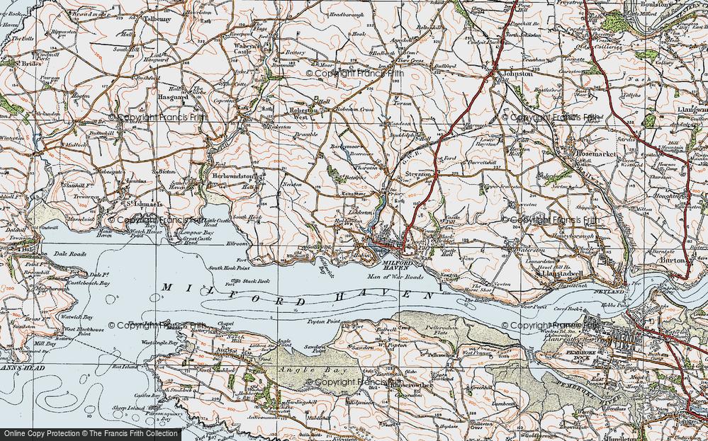 Havens Head, 1922