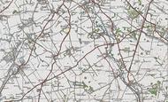 Map of Heathfield, 1920