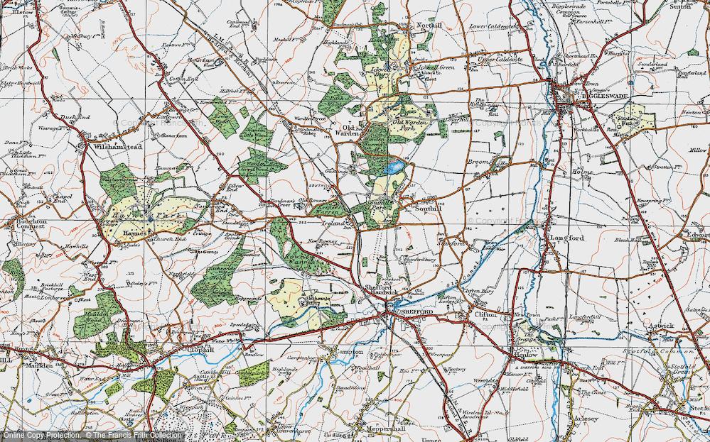 Ireland, 1919