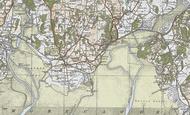 Map of Kents Bank, 1925