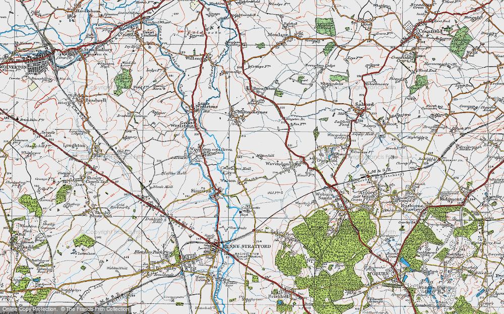 Kents Hill, 1919