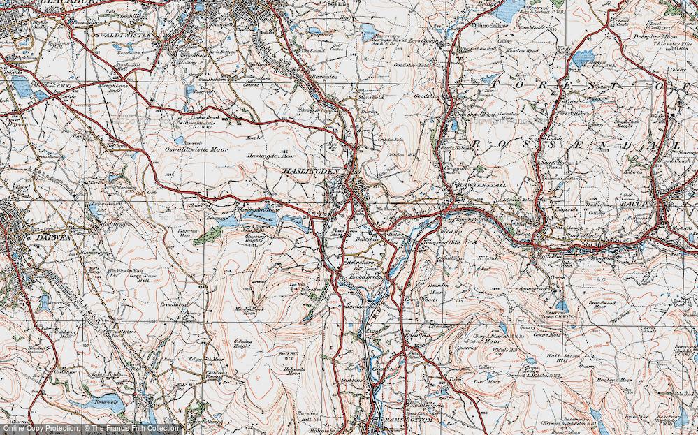 Lane Side, 1924