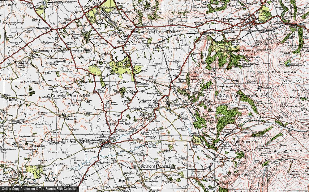 Langbaurgh, 1925