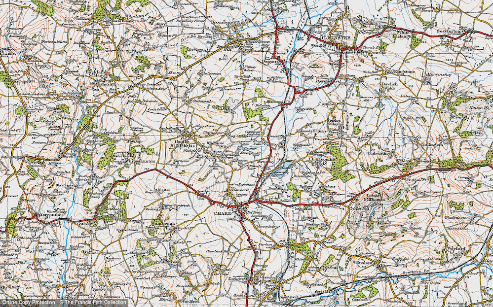 Langham, 1919