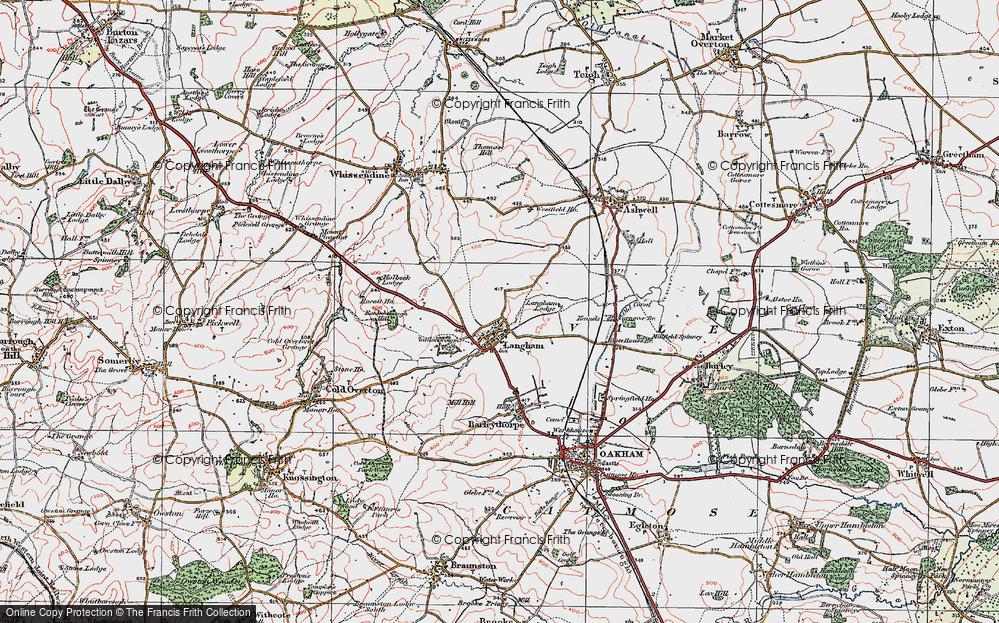 Langham, 1921