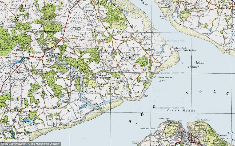Langley, 1919