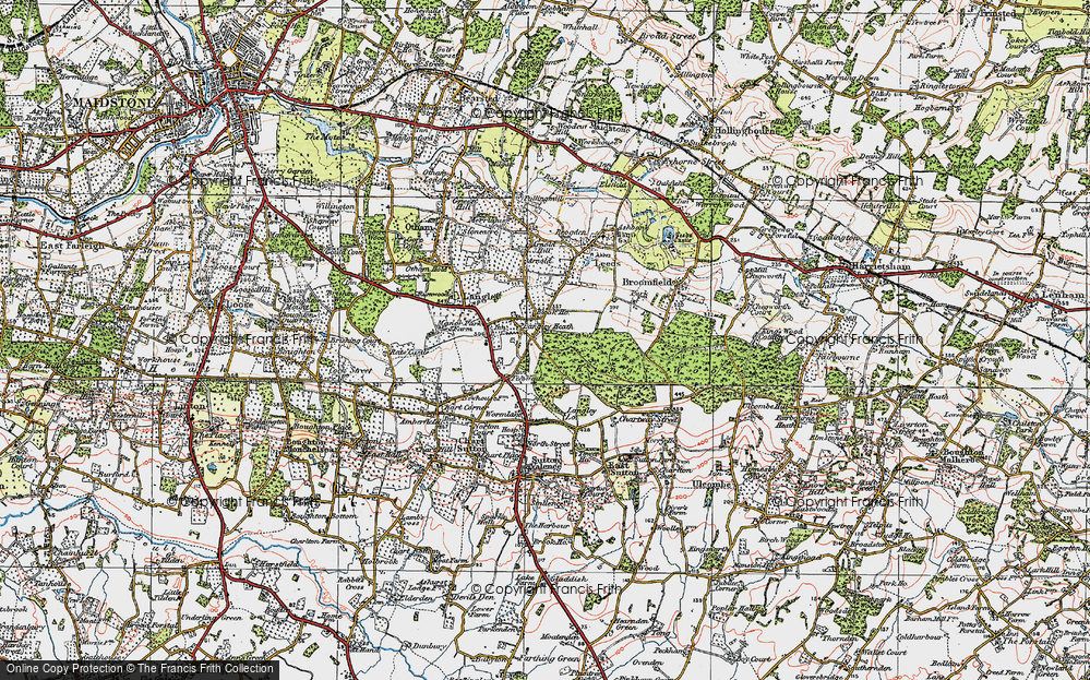 Langley, 1921