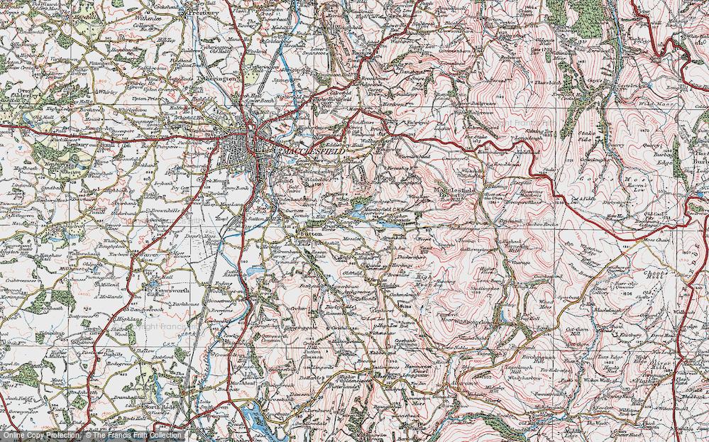 Langley, 1923