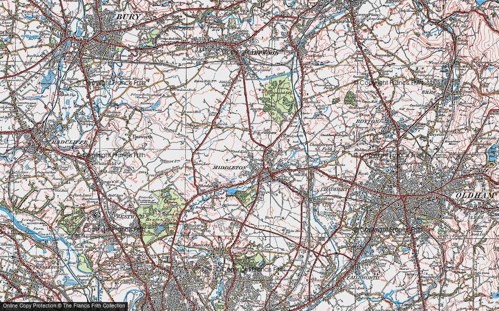 Langley, 1924