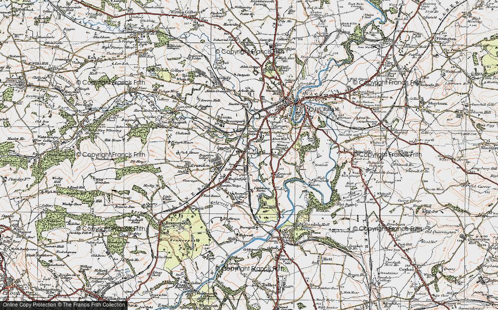 Langley Moor, 1925