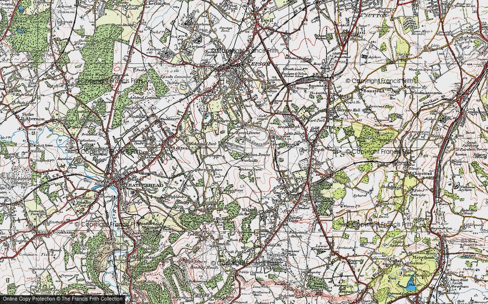 Langley Vale, 1920