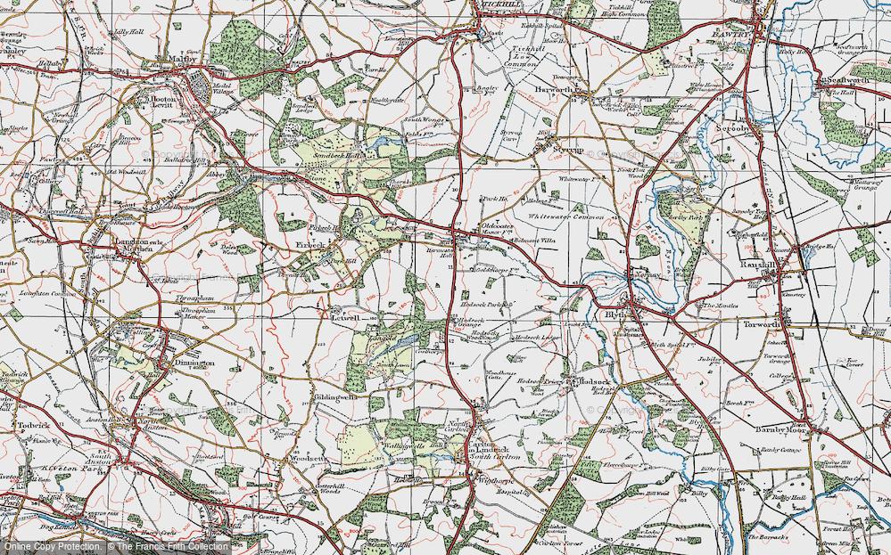 Langold, 1923