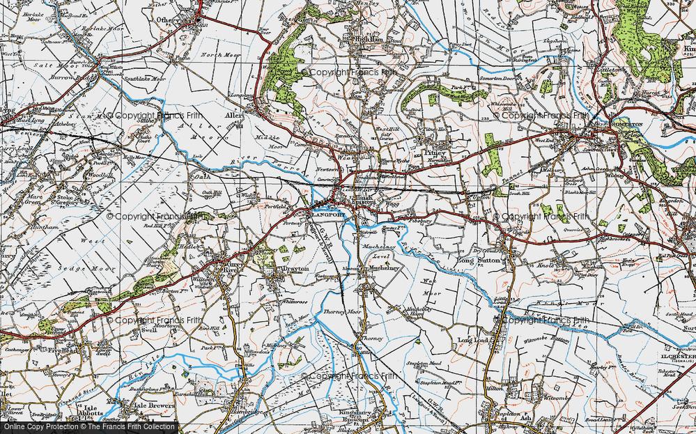 Langport, 1919