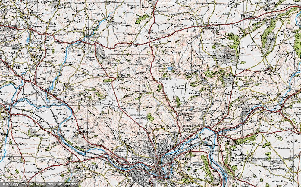 Langridge, 1919