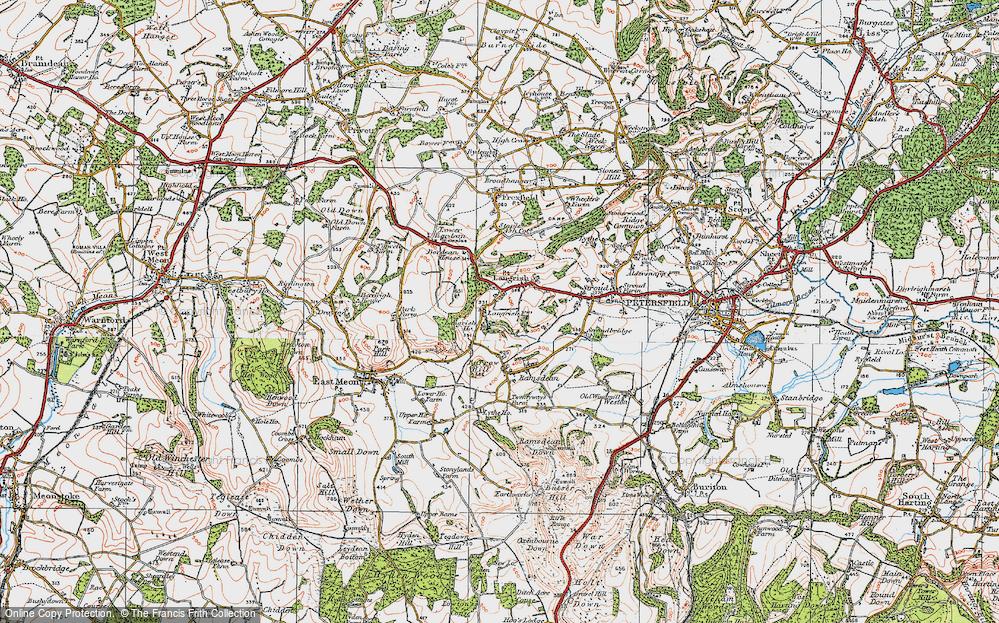 Langrish, 1919