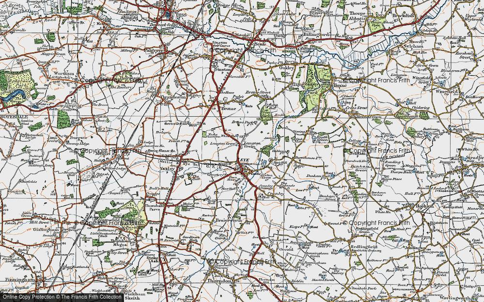 Langton Green, 1921