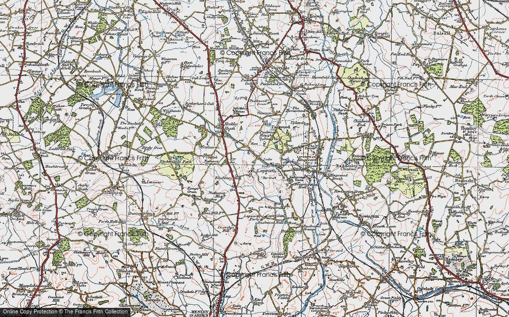 Lapworth, 1919