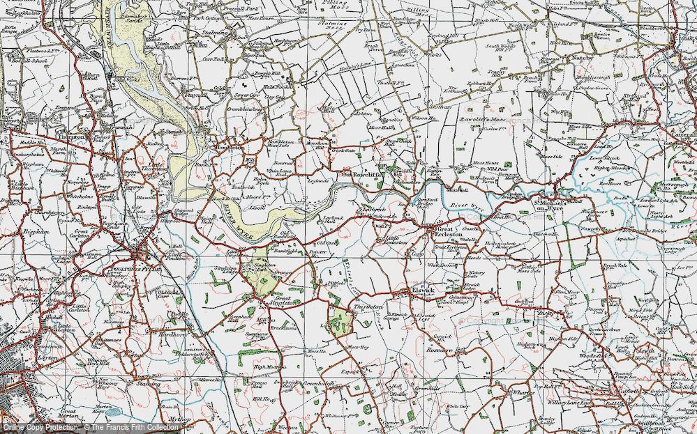 Larbreck, 1924