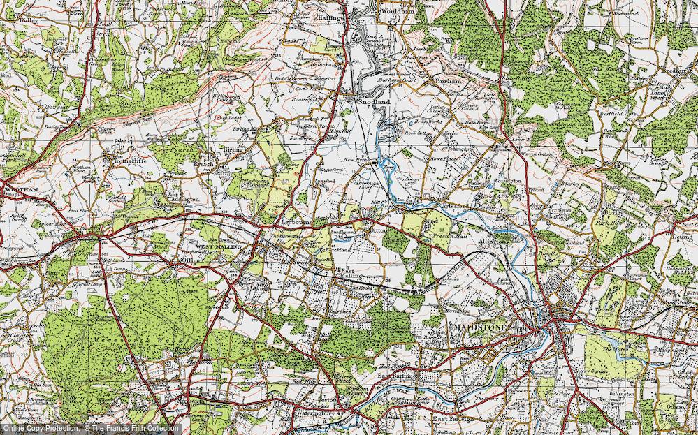 Larkfield, 1920