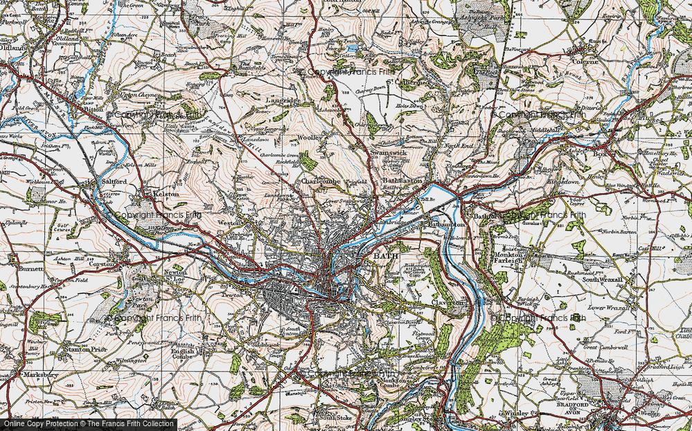 Larkhall, 1919