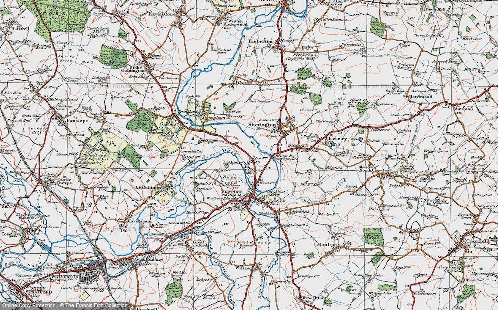 Lathbury, 1919