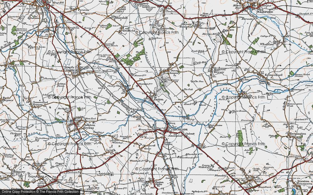 Latton, 1919