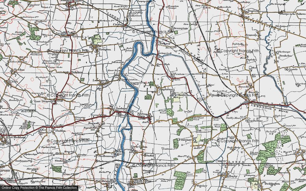 Laughterton, 1923