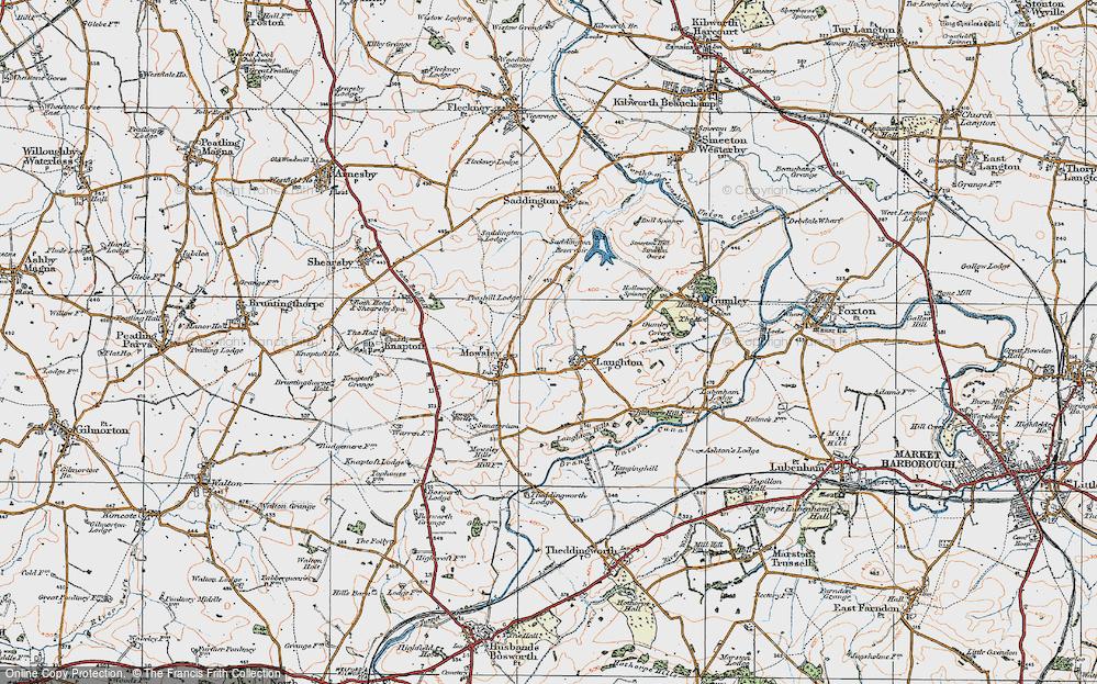 Laughton, 1920