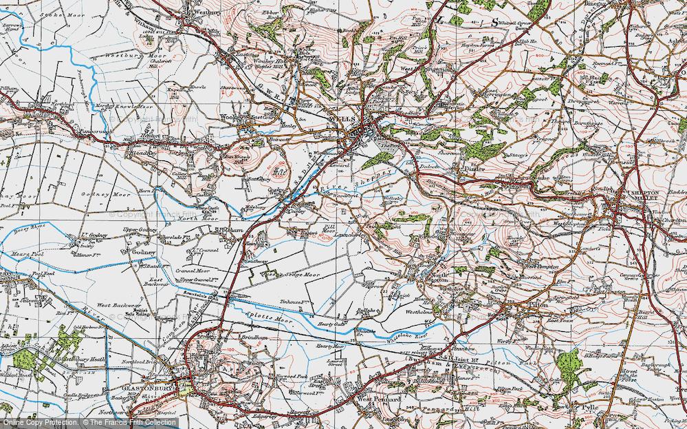 Launcherley, 1919