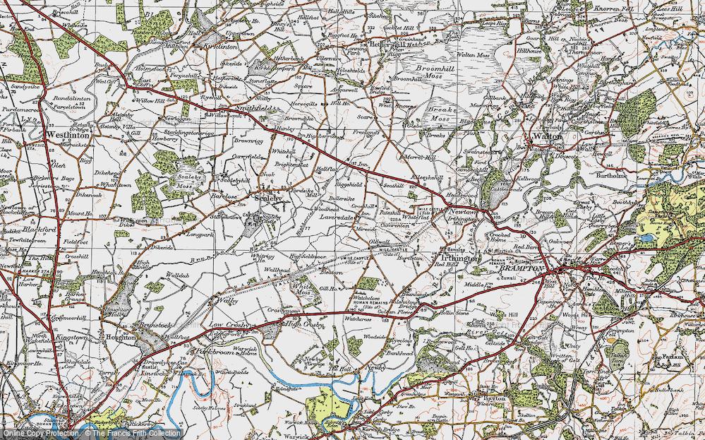 Laversdale, 1925