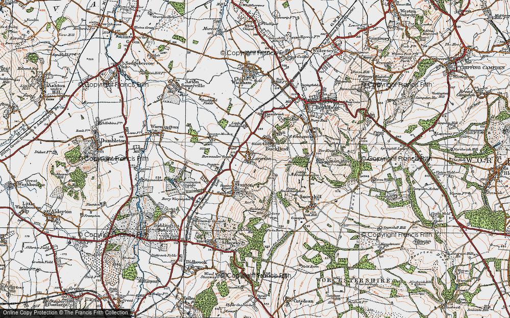 Laverton, 1919