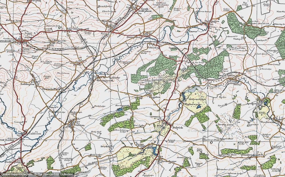 Laxton, 1922