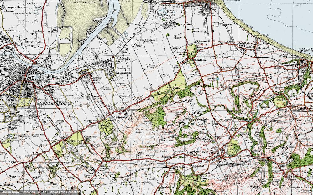 Lazenby, 1925