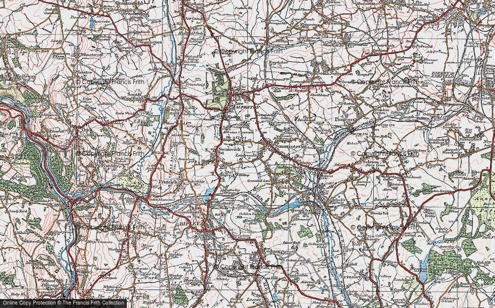 Leabrooks, 1921