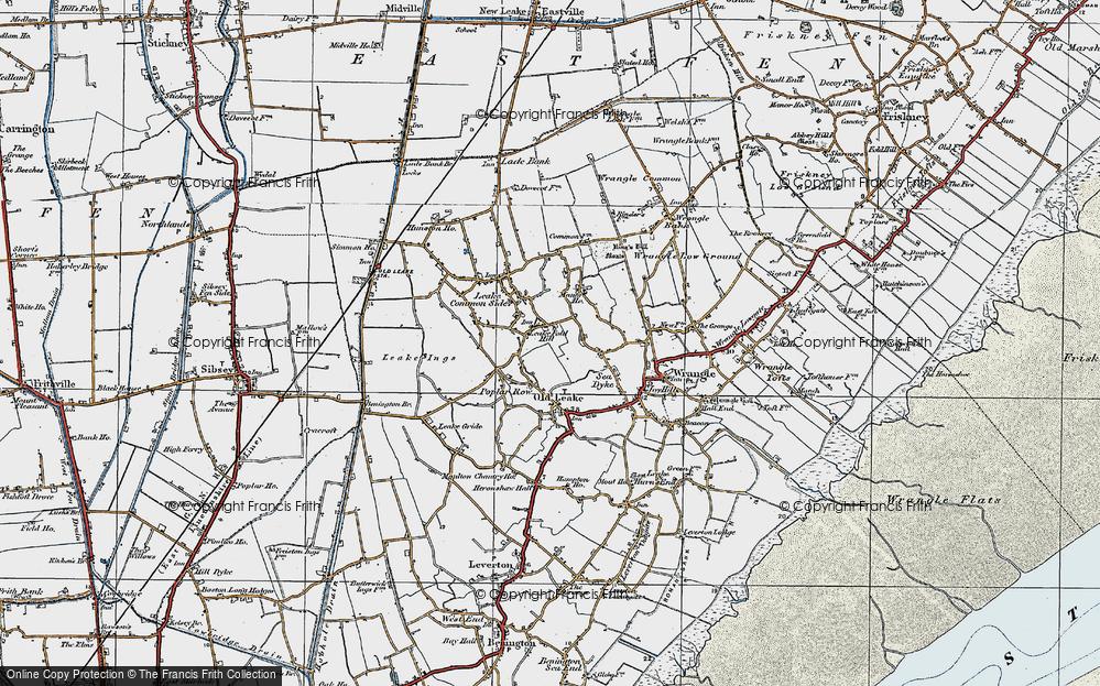Leake Fold Hill, 1922