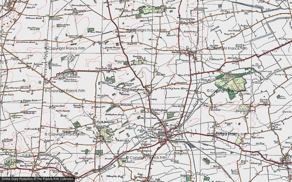 Leasingham, 1922
