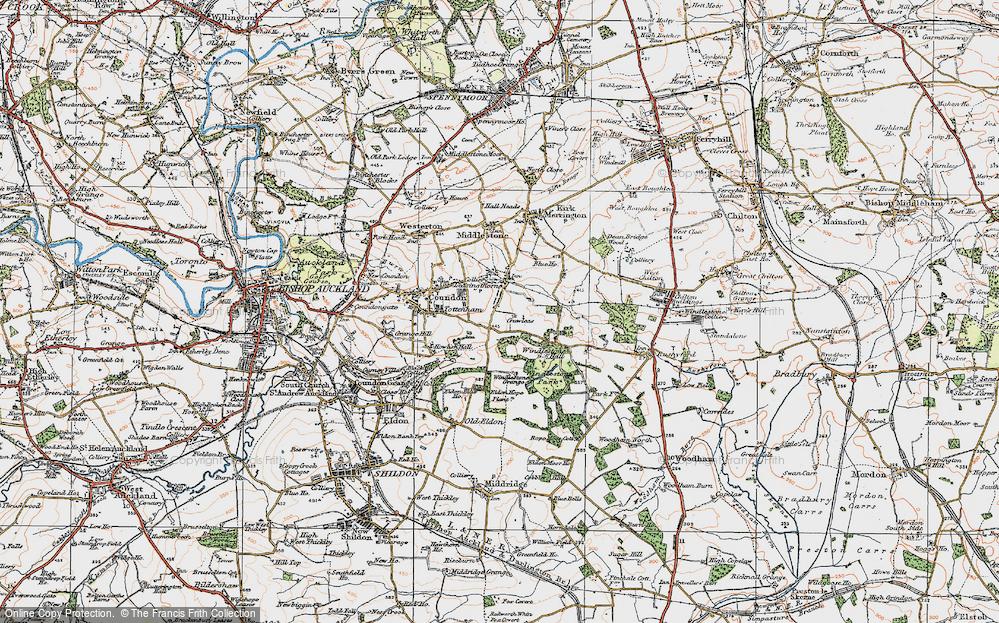Leasingthorne, 1925